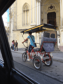 One type of Havana Taxi (Havana, Cuba)